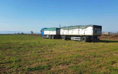 Il biocompost arriva sui terreni confiscati alla criminalità organizzata!